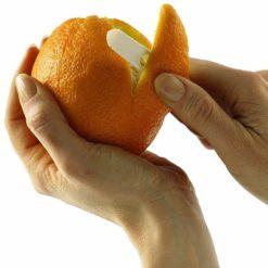 BRIX appelsinskræller