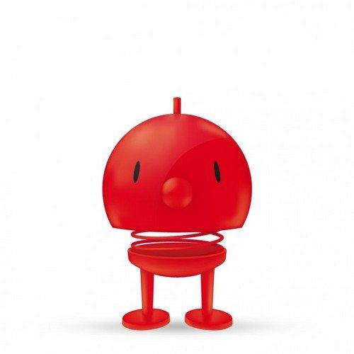 Hoptimist Baby bumble lille rød