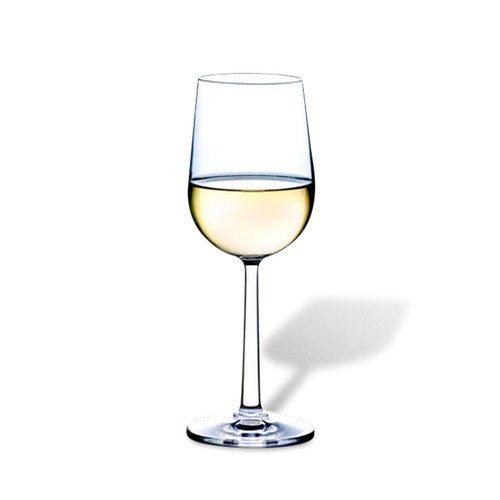 Bordeauxglas til hvidvin