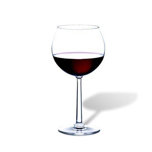 Bourgogneglas til rødvin