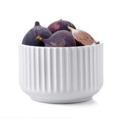 Hvid Lyngby skål