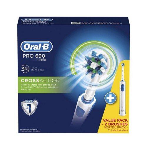 Oral-B tandbørste pro 690 - 3D.