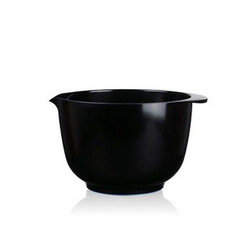 Rosti margrethe skål 2 liter. sort.