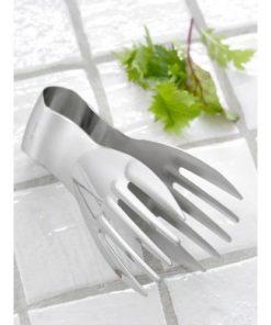salat hånd i rustfrit stål