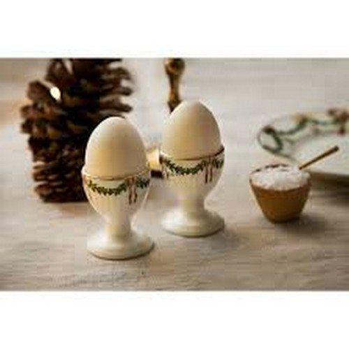 Stjerne Riflet jul æggebægre