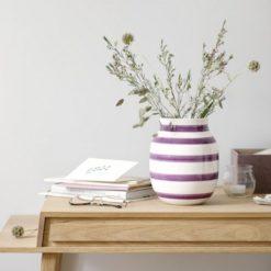 Kähler omaggio vase stor blomme