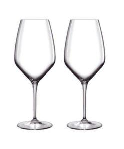 Luigi Bormioli - LB Atelier hvidvinsglas Riesling klar - 44 cl 2