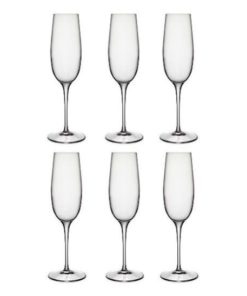 Luigi bormioli palace champagneglas 1