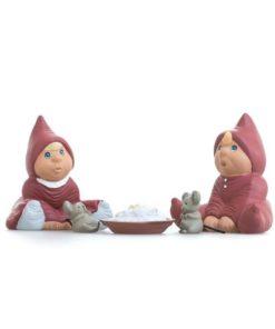 Bette Knud og Bette Inger