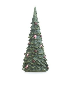 Klarborg juletræ stort