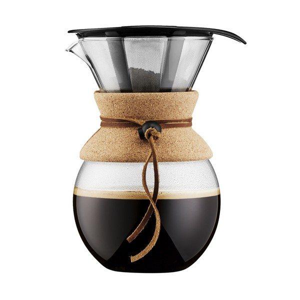Bodum kaffebrygger - 1 Liter og passer ca til 8 perfekte kopper!