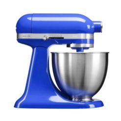 Mini køkkenmaskine mat sort - 3,3 liter