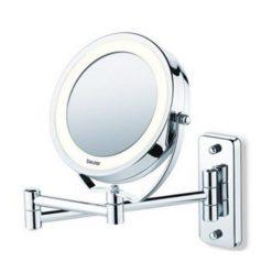 Kosmetikspejl med lys