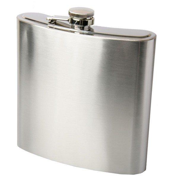 XXL lommelærke rustfrit stål KÆMPE STOR lommelærke på 1,1 liter