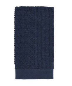 Zone håndklæde 50x100 Navy