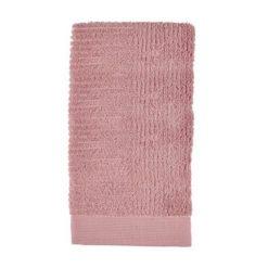 Zone håndklæde rosa 50x100 rosa
