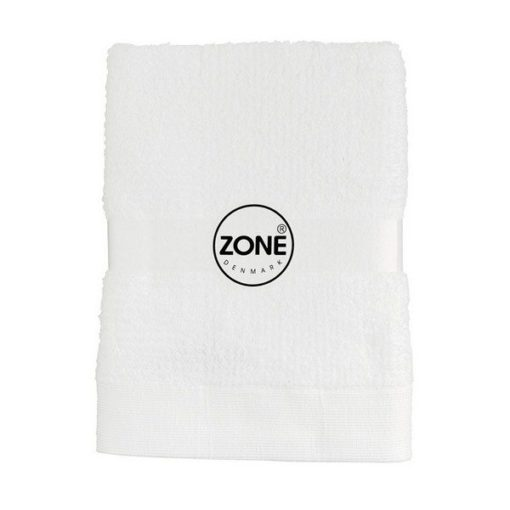 Zone badehåndklæde hvid 70x140 hvid