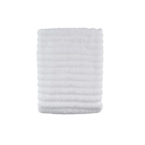 Hvid zone prime badehåndklæde