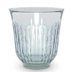 Lyngby vandglas i blå glas købes her. - Drikkeglas fra Lyngby by Hilfling.