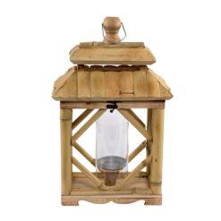 I.C. Lauvring lanterne i bambus