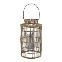 I.C. Lauvring bambus lanterne