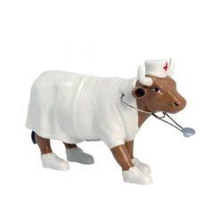 Sygeplejerske ko fra Cowparade