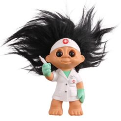 Sygeplejerske lykketrold
