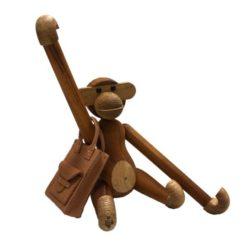 håndtaske abe