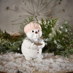 Mettea Klarborg snemand