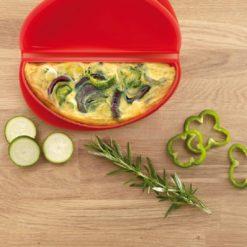 Lekue omelet i mikroovn