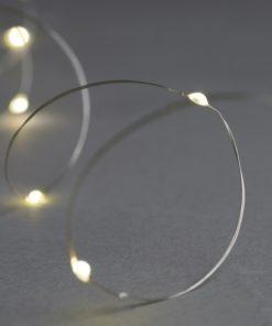 Knirke lyskæde miljø