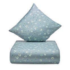 Blomstret sengesæt