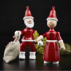 NIssemor og julemand