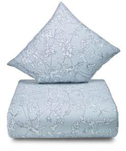 Lyseblå sengesæt