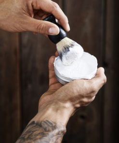 Shaving soap miljo