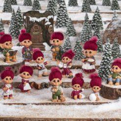 Juletrolde Familien Grandam
