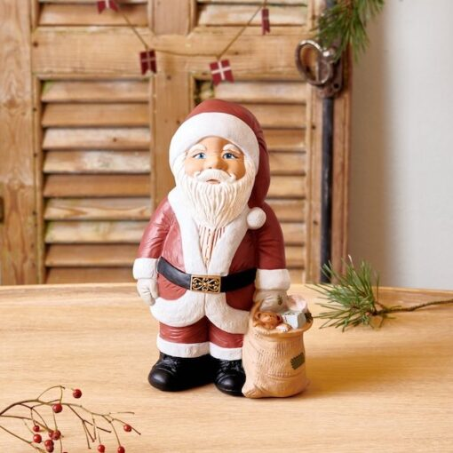 Klarborg julemanden