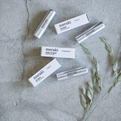 Læbepomade - Mint og Mandarin