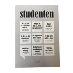 Studenten - Dialægt