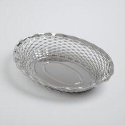 Oval brødkurv