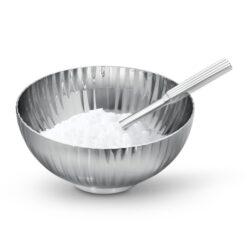 Saltkar med ske